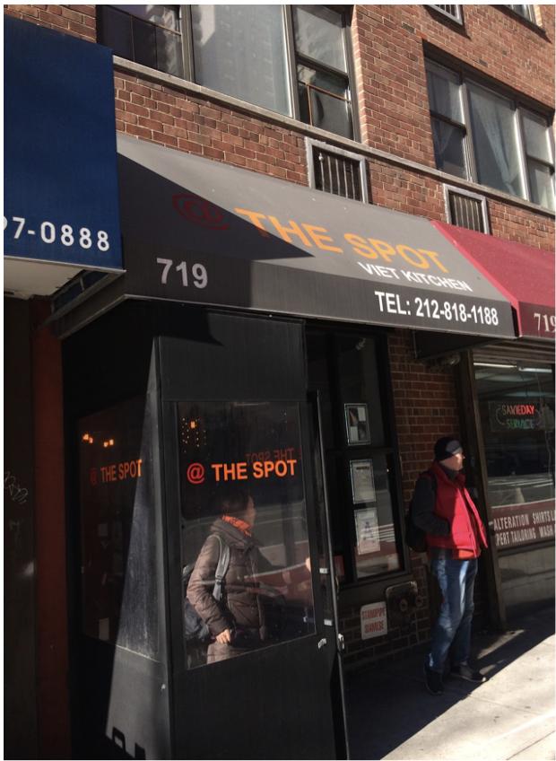 @The Spot Restaurant Review