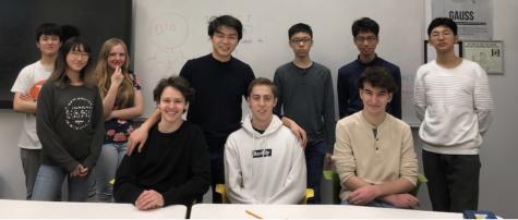 Club Spotlight: Math Club