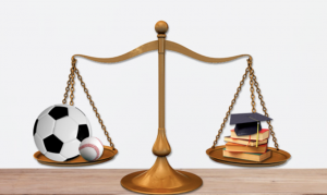 How to Better Balance School and Sports?