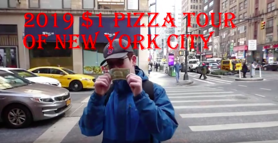 $1 Pizza Tour NYC