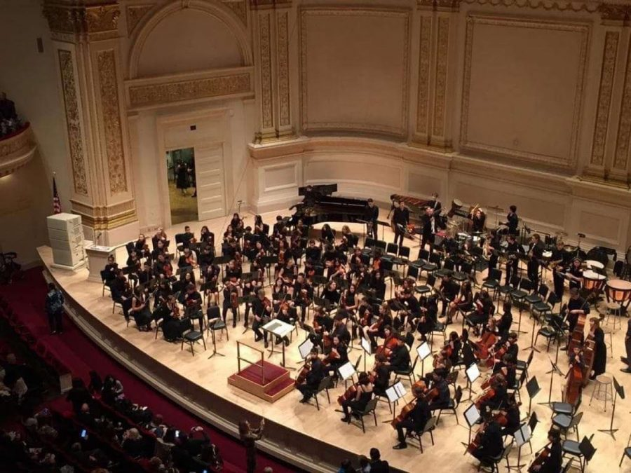 Coachella? Try UNIS at Carnegie Hall Instead