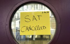 The Impact of SAT Cancellations on the College Admission Process