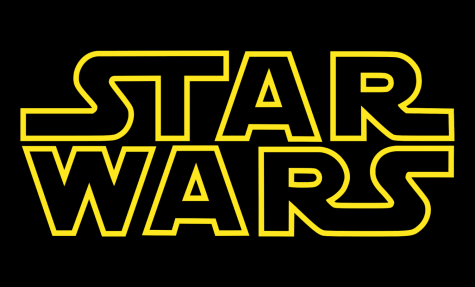 Star Wars logo by Suzy Rice / Wikimedia Commons / Public Domain