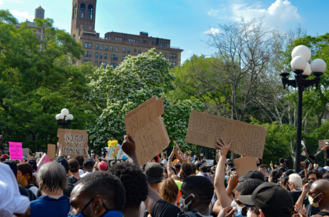 A World of Protest: UNIS Reacts to Racial Injustice