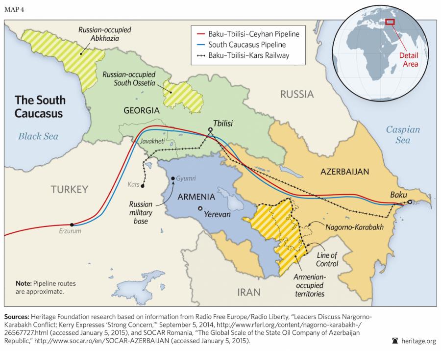 A Primer on the Armenia-Azerbaijan Conflict